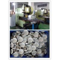 Quality manipulator produces aerosol cone and dome can components top and bottoms for sale