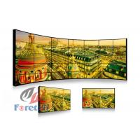 Quality High Resolution Interactive Video Wall Large Multi Touch Screen Monitors For Bank for sale