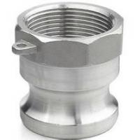 Quality stainless steel male end threaded camlock couplings A TYPE for sale
