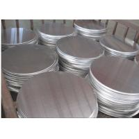 Buy Soft 3003 Decorative Aluminum Sheet Circle H112 Temper For Cookware Utensils at wholesale prices