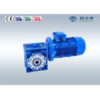 Steel Shaft Mount Worm Gear Reducer for Converter Transmission