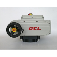 Quality DCL Waterproof Ball Valve AC220V 1600Nm 3 Phase Actuator for sale