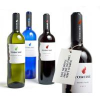 Quality printing private label wine red wine label for sale