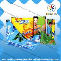 Colorful PET / NY / PE  Packaging Composite Films in Roll for Food Packaging