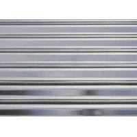 Quality 0.12-0.8mm Corrugated Steel Sheet Regular Spangle Galvanized For Roofing for sale