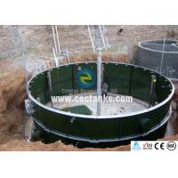 Buy cheap Large Capacity GFS Bolted Steel Storage Tanks for Waste Water from wholesalers