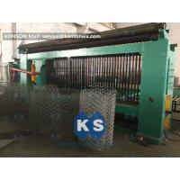 Quality Basket Gabion Mesh Machine Full Automatic Overload Protect Clutch Infrared Ray Safety for sale