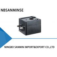 Quality A044 Hydraulic Solenoid Valve Coil , Electric Solenoid Coil ISO9001 UL Certification for sale
