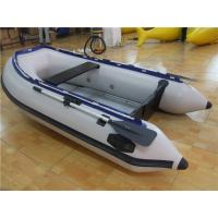 China 3m Hard Bottom Kids Inflatable Water Games Inflatable Pool Boat High Safety Performance on sale