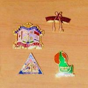 Quality Imitation Cloisonne Hard Enamel Pins for sale