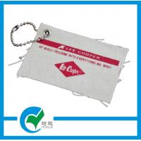 Quality Printed Gold Card  Paper Hang Tag Printing for Garment for sale