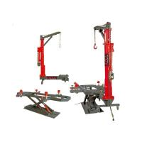 Quality Max.Tension 95KN Auto Body Collision Repair System Optional Color For Backyard for sale