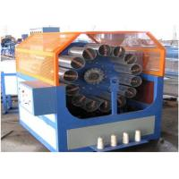China Fiber Reinforced / Enhancing Soft Pvc Pipe Extrusion Line high Speed on sale