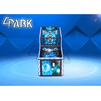 Quality 1-2 Players Basketball Shot Machine / Redemption Ticket Machine for sale