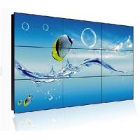 Quality High Brightness 55 Inch Video Wall Screens , Shopping Mall Thin Bezel Panel For Video Wall for sale
