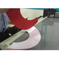 Quality lampshade kiss cut whole cut score plotter machine flatbed cutter for sale