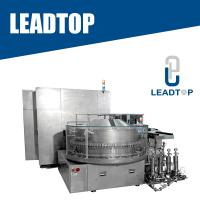 Quality High Precision Injectable Filling Machine , Ampoule Filling And Sealing Machine for sale
