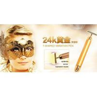 Quality 24K gold face lifting wrinkle removal Japan Beauty massager home use for beauty skin care for sale