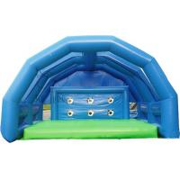 Quality hot sale inflatable football gate / inflatable soccer gate/ inflatable ball games for fun for sale