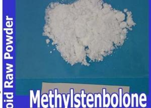 Quality Methyl Stenbolone Steroid Raw Powder , Methylstenbolone Muscle Building Steroids CAS 5197-58-0 for sale