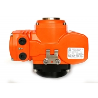 Quality Quarter Turn Explosion Proof Valve Actuator With Over Torque Protection Function for sale
