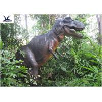 Quality Museum Display Animatronic Dinosaur Garden Ornaments 1 - 30 Meters Long CE , RoHS for sale