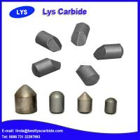 Quality Cemented carbide buttons & inserts for mining tools S types Spoon button for sale