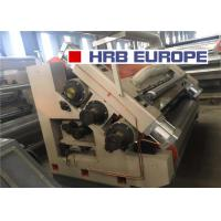 Quality HRB-1800 02 Ply Single Facer Line Corrugated Board Making Machine Normal Type for sale