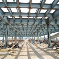 Quality Multi-Storey Steel Structures Factory Workshop Building for Sale for sale