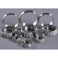 Quality Single - Row Or Double Row Hardened Taper Rolling Bearing High Carbon Chromium Steel for sale