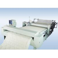 Quality High Precison Computerized Single Needle Quilting Machine Long Arm 150m / h for sale