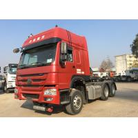 Quality Three Axles Sinotruk Tractor Truck, 50 Ton Mini Prime MoverFor Logistics for sale
