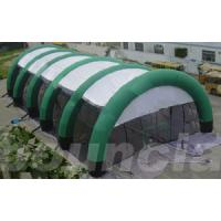 Quality Constant Air Inflatable Paintball Arena With Durable Nylon For Commercial Use for sale