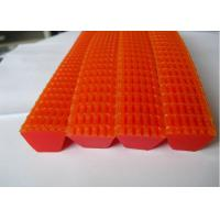 Quality OEM Custom-made C-22 Type PU Integrated Super Grip Belt with Top corrugated for sale