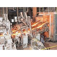 Quality Custom stainless steel Billet continuous casting machine 3 - 12m for square, sheet billet for sale