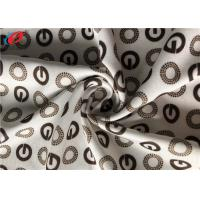 Buy cheap 93% Polyester 7% Lycra Printing Fabric , Weft Knitted Fabric For Swimming Trunks from wholesalers