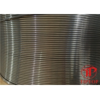 Buy cheap Inconel 625 ASTM B704 Seamless Hydraulic Control Line Tube from wholesalers