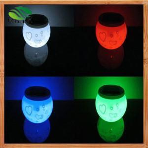 Quality China Solar Energy /LED Night Light with Solar Pane: 2V, 120mA for sale