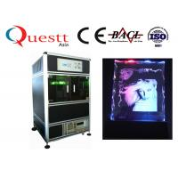 Quality 532 Nm 3D Laser Glass Engraving Machine for sale