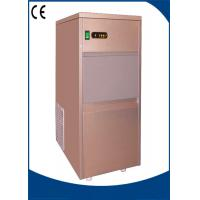 Quality R404A Refrigerant Professional Ice Maker 60-70 Kg Easy Cleaning Removable Ice Storage Bin for sale