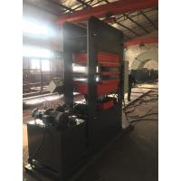 Quality 120t Pressure Rubber Press Machine Column Type 120T Pressure 1200 X 1200mm Hot Plate Size for sale
