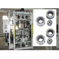 Quality Stator Winding Machine / Stator Core Cleat Machine Motor Stator for sale