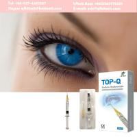 China 1ML syringe Ophthalmic Eye Gel Cataract Surgery Lubricant Hyaluronic Acid Medical Filler on sale