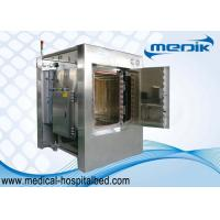 Quality Hinge Doors BSL3 And BSL4 Laboratory Autoclaves With SS316 Chamber for sale