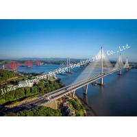 Quality Prefabricated Steel Structural Truss Delta Bridge for Highway Permanent Usage for sale