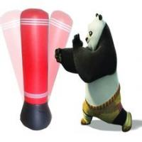 China Inflatable punching bag, inflatable tumbler for promotional toys on sale