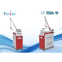 Quality long pulsed nd yag laser hair removal Q-Swtiched Nd Yag Laser Machine FMY-I Tattoo Removal Machine for sale