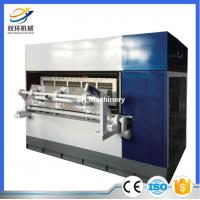 2017 Up-to-date good quality pulp modling machine fully automatic egg tray making machine