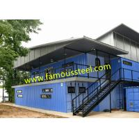 Quality Modular Container Hotel Solutions Affordable Shipping Containers For Single-Family Options for sale