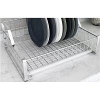 Quality Dish Drying Kitchen Wire Baskets Chrome / Powder Coating Elegant Design for sale
